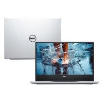 "Notebook Dell Inspiron i14-7472-A30S Intel Core i7 - 16GB 1TB LCD 14"" Placa de Vídeo 4GB Windows 10"