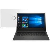 "Notebook Dell Inspiron i15-5566-A60B Intel Core i5 - 8GB 1TB LED 15,6"" Placa de Vídeo 2GB Windows 10"