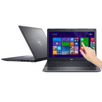 "Notebook Dell Vostro Intel Core i5 4GB - 500GB 14"" Touch Screen Placa Vídeo 2GB Windows 8"