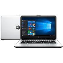 "Notebook HP 14-ac108br Intel Core i3 - 4GB 500GB Windows 10 Tela 14"" HDMI"