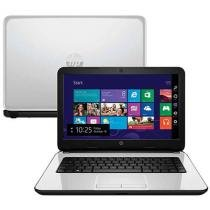 Notebook HP 14 r050br Intel Celeron Dual Core - 4GB 500GB Windows 8.1 LED 14 HDMI