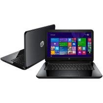 Notebook HP 14 r051 Intel Core i3 - 4GB 500GB Windows 8.1 LED 14 HDMI