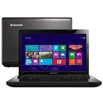 Notebook Lenovo G480 Metal c/ Intel® Core i5 - 4GB 500GB LCD 14 Windows 8 HDMI