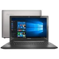 Notebook Lenovo G50 Intel Core i5 4GB 1TB - Windows 10 LED 15,6 HDMI Placa de vídeo 2GB