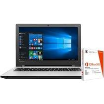 "Notebook Lenovo Ideapad 300 Intel Core i5 - 8GB 1TB LED 15,6"" + Pacote Office 365"