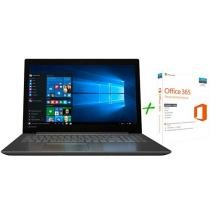 "Notebook Lenovo Ideapad 320 Intel Dual Core 4GB - 500GB LED 15,6"" Windows 10 + Microsoft Office 365"