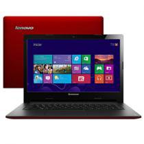 Notebook Lenovo S400 c/Intel® Core i3 - 4GB 500GB LED 14 Windows 8 HDMI