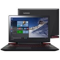 "Notebook Lenovo Y700 Intel Core i7 16GB SSD 512GB - Windows 10 LED 15,6"" Placa de Vídeo GeForce 4GB"