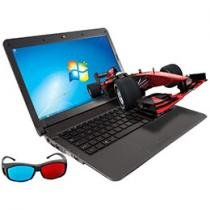 Notebook Positivo 3200 Intel Dual Core - 2GB 320GB LED 14 Windows 7 HDMI