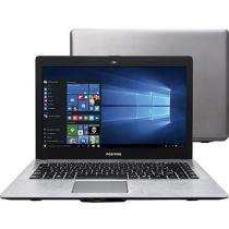 Notebook Positivo Premium Intel Core i3 - 4GB 500GB Windows 10 Tela 14 HDMI
