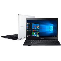 Notebook Samsung Essentials E21 Intel Celeron - 4GB 500GB Windows 10 LED 14 HDMI