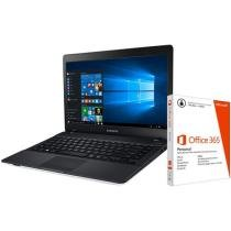 Notebook Samsung Essentials E21 Intel Celeron - 4GB 500GB Windows 10 + Pacote Office 365 Personal
