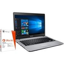 "Notebook Samsung Essentials E32 Intel Core i3 4GB - 1TB LED 14"" Windows 10+ Pacote Office 365 Personal"