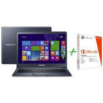Notebook Samsung Style S40 Intel Core M 5Y31 - 8GB 256GB SSD + Pacote Office 365 Personal