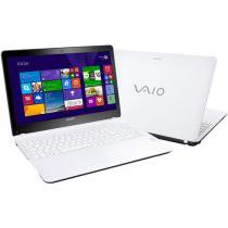 "Notebook Sony Vaio Fit 15 E Intel Core i5 - 8GB 750GB Windows 8.1 LED 15,5"" HDMI Bluetooth"