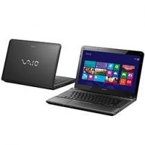Notebook Sony VAIO Série E c/ Intel® Core i3 - 4GB 500GB LED 14 Windows 8 HDMI Bluetooth 4.0
