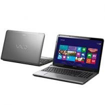 Notebook Sony VAIO Série E c/ Intel® Core i3 - 4GB 500GB LED 15,5 Windows 8 HDMI Bluetooth 4.0