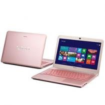Notebook Sony VAIO Série E Colors c/ Intel Core i5 - 6GB 750GB LED 14 Windows 8 HDMI Bluetooth 4.0