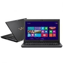Notebook Sony Vaio Série S c/ Intel® Core i7 - 6GB 750GB LED 13,3 Windows 8 Placa de Vídeo 1GB