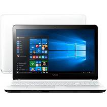Notebook Vaio Fit15F Intel Core i5 - 8GB 1TB Windows 10 LED 15,6 HDMI Bluetooth 4.0