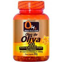 Óleo De Oliva 60 Softgels - OH2 Nutrition
