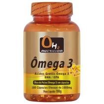 Ômega 3 180 Softgels - OH2 Nutrition