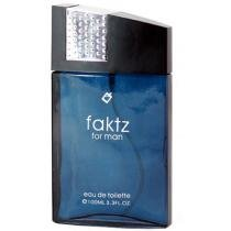 Omerta Faktz for Man Perfume Masculino - Eau de Toilette 100ml