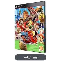 One Piece Unlimited World Red para PS3 - Bandai