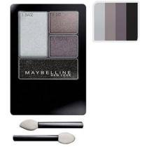 Palheta de Sombras Compacta Expert Wear Quad - Cor 04 Charcoal Smokes - Maybelline
