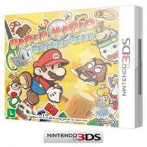 Paper Mario: Sticker Star p/ Nintendo 3DS