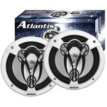 Par de Alto-Falantes 6 Polegadas 80W RMS