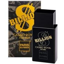 Paris Elysees Billion Casino Royal Perfume - Masculino Eau de Toilette 100ml