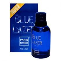Paris Elysees Blue Blazer