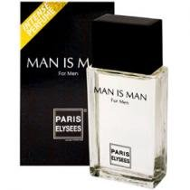 Paris Elysees Man is Man