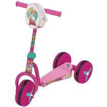 Patinete Barbie - Bandeirante