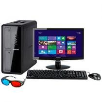 PC Positivo 3D Premium K5160 c/ Intel Core i3