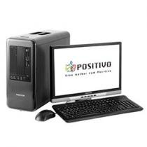 PC Positivo Plus W610XL c/ Intel ® Core 2 Duo - 3GB 250GB Monitor LCD 19 Grava DVD Windows Vista