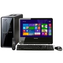 PC Positivo Premium K3660 Intel Pentium 4GB - 500GB LED 3D 18 Windows 8 HDMI PCTV com Óculos 3D