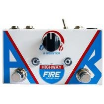 Pedal para Guitarra - Fire AB Box Highway Booster