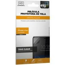 Película Protetora para iPhone 6 Plus Transparente - ELG