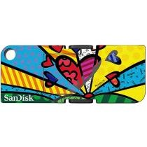 Pen Drive 16GB SanDisk - Cruzer Pop Romero Britto