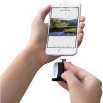 Pen Drive 64GB SanDisk - iXpand para iPhone/iPad