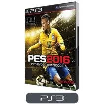 PES 2016 - Pro Evolution Soccer para PS3 - Konami