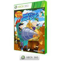 Phineas and Ferb: Quest for Cool Stuff - para Xbox 360 - Majesco Entertainment