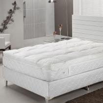 Pillow Top King Size 233 Fios 100% Algodo