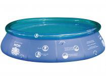 Piscina 9000 Litros Redonda - Mor Splash Fun