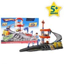 Pista Hot Wheels Super Lava-Rápido - Mattel T3543