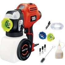 Pistola de Pintura e Pulverizador 150W - Black and Decker
