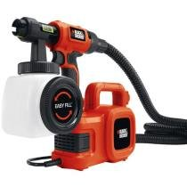 Pistola Pulverizadora 450W c/ sistema Smart Select - Black and Decker