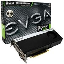 Placa de Vdeo PCI Express 3.0 x16 2GB GDDR5